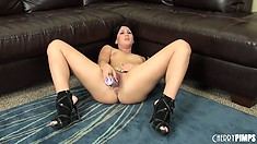 Crissy Cumings is a fucking seduction machine with insatiable nature