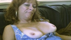 Big Breasted Blonde Street Hooker Has Two Guys Sharing Her Juicy Cunt