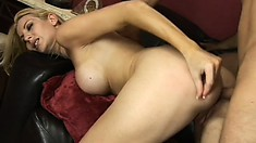 Naughty MILF reveals her filthy addiction to brutal anal sex