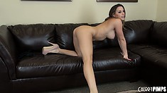 Professional cock-seducing lady Chanel Preston lives no room for doubts about who is the best whore in the planet