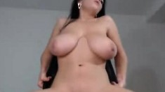 Bamboos younger sister has her boobs and erect nipples