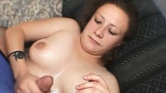 Titfucks And Has And Bitch Blows Her Grab Ripped