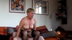 Stockings Schoolgirl Amateur Mature Brit