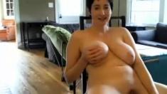Beautiful big boobs black BBW Minxx loves to fuck