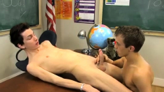 Sex gay swim galleries Teacher is sitting at his desk